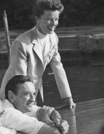 Katharine Hepburn, David Lean