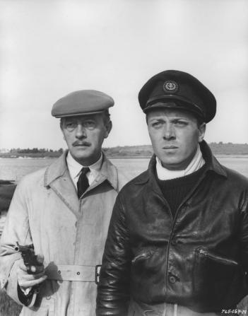 Roland Culver, Richard Attenborough
