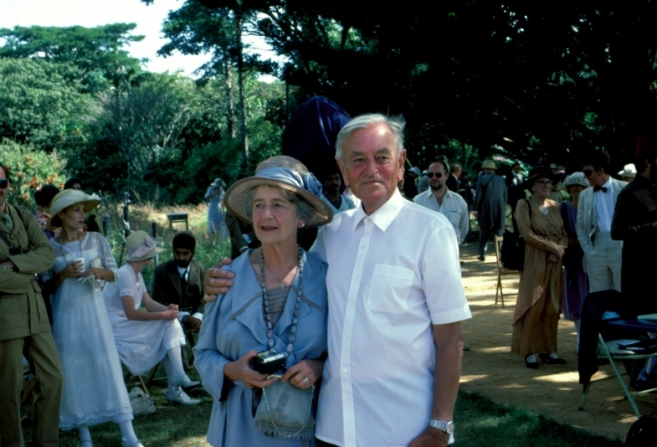 Peggy Ashcroft, David Lean