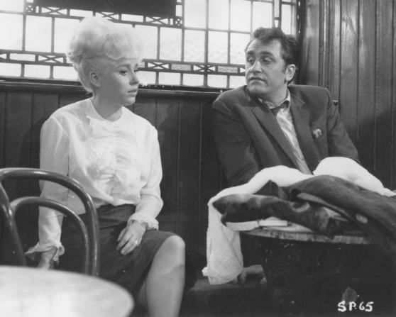 Barbara Windsor, James Booth