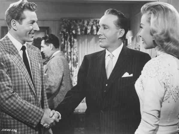 Danny Kaye, Bing Crosby, Vera-Ellen