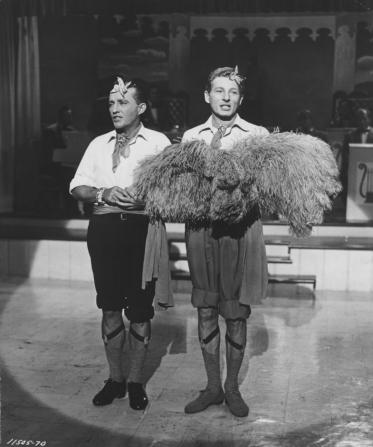Bing Crosby, Danny Kaye