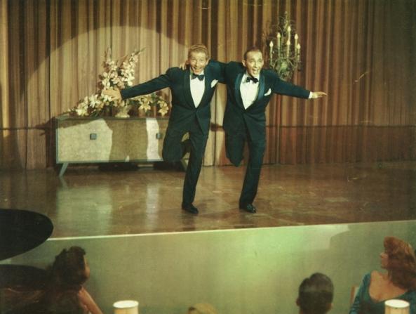 Danny Kaye, Bing Crosby
