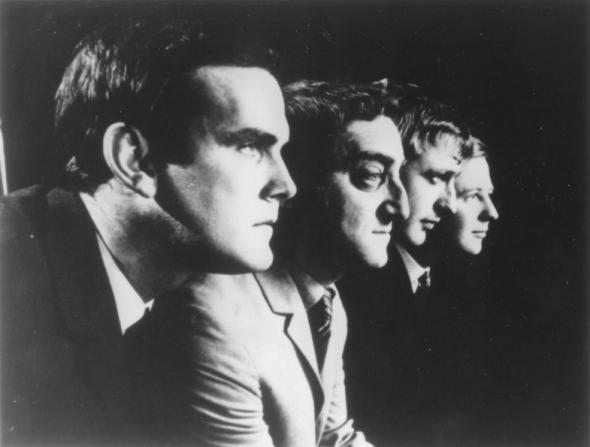 John Cleese, Marty Feldman, Graham Chapman, Tim Brooke-taylor