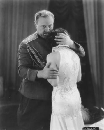 Emil Jannings, Evelyn Brent