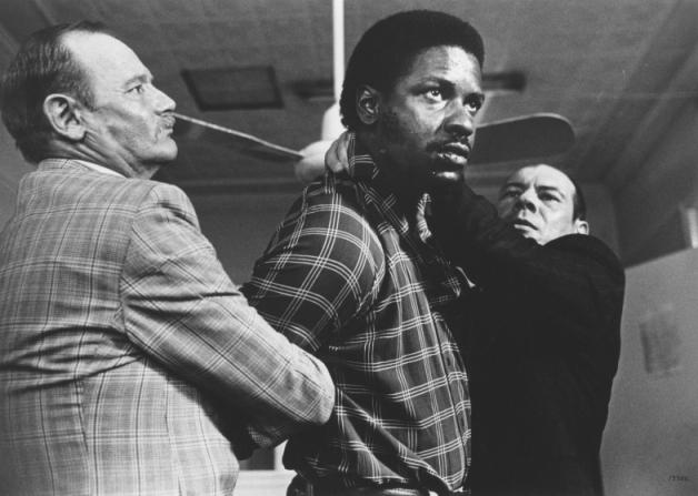 Carl Chase, Morgan Sheppard, Denzel Washington