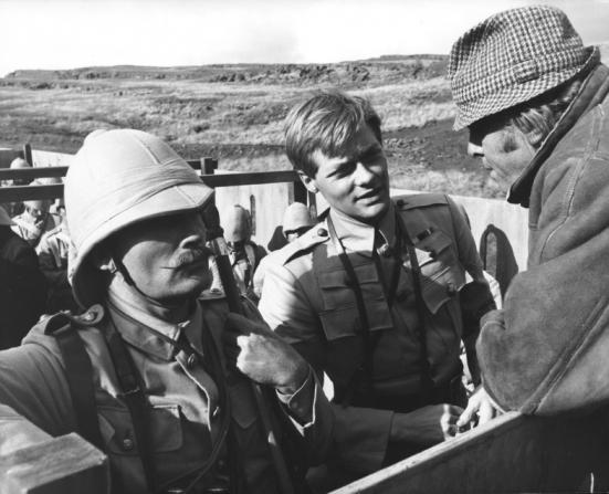 Richard Attenborough, Simon Ward