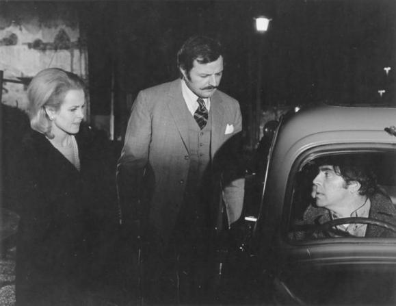 Peter Bowles, Alan Bates, Sheila Gish