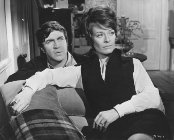 Alan Bates, Janet Suzman