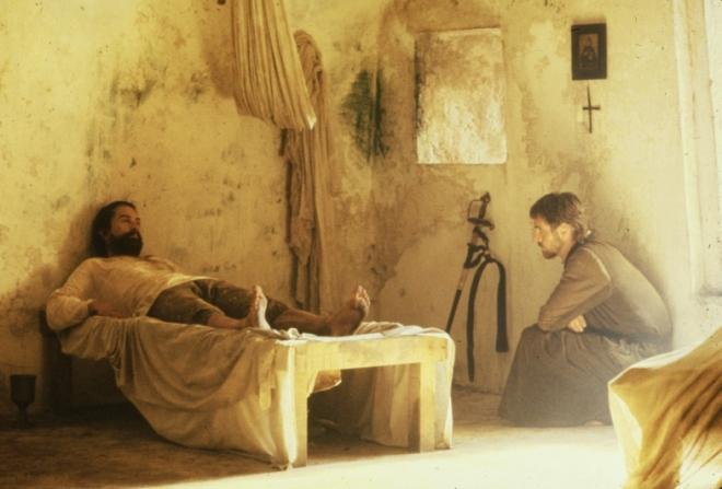 Jeremy Irons, Robert De Niro