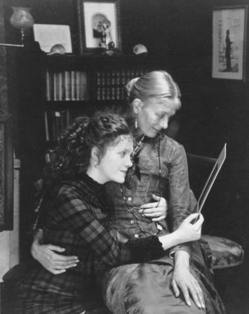 Madeleine Potter, Vanessa Redgrave