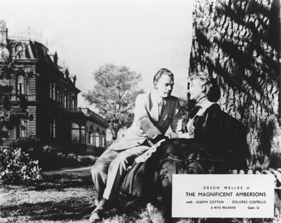 Joseph Cotten, Dolores Costello