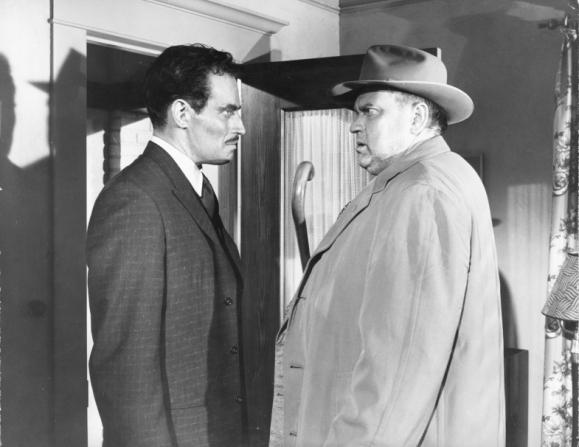 Charlton Heston, Orson Welles