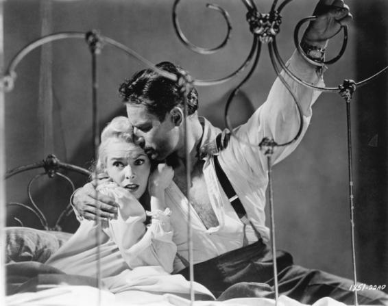 Charlton Heston, Janet Leigh