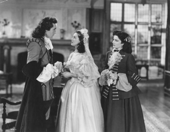 Griffith Jones, Margaret Lockwood, Patricia Roc