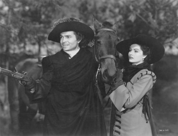 James Mason, Margaret Lockwood