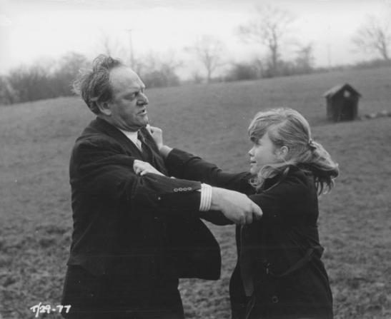Bernard Lee, Hayley Mills