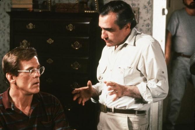 Nick Nolte, Martin Scorsese
