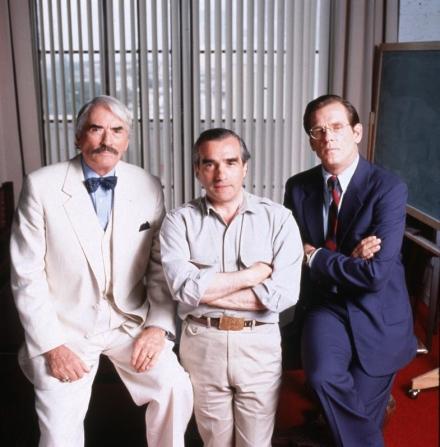 Gregory Peck, Martin Scorsese, Nick Nolte