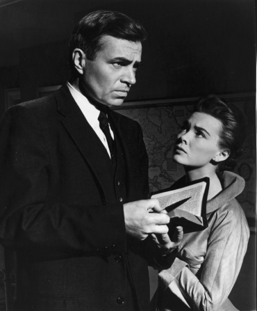 James Mason, Barbara Rush