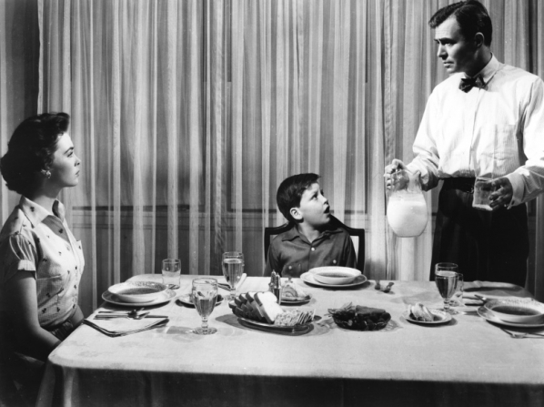 James Mason, Barbara Rush, Christopher Olsen