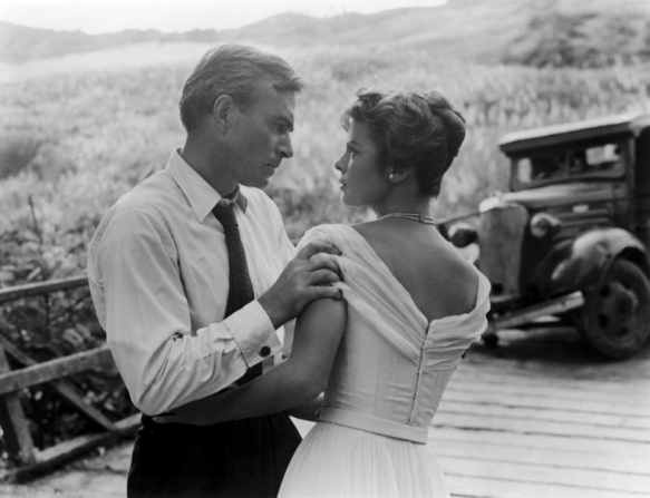 James Mason, Barbara Rush