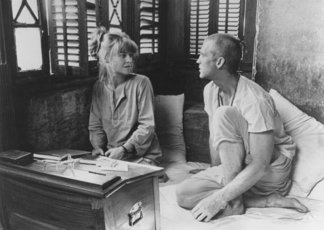 Julie Christie, Charles McCaughan