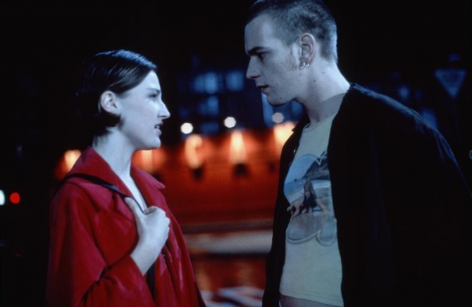 Kelly Macdonald, Ewan McGregor