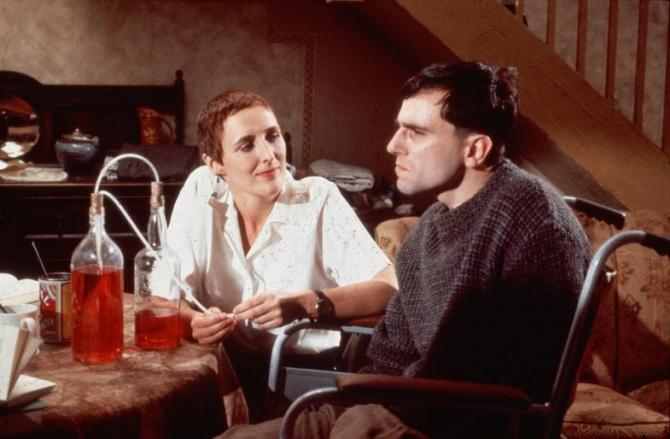 Fiona Shaw, Daniel Day-Lewis