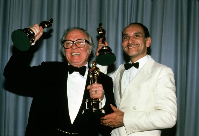 Richard Attenborough, Ben Kingsley