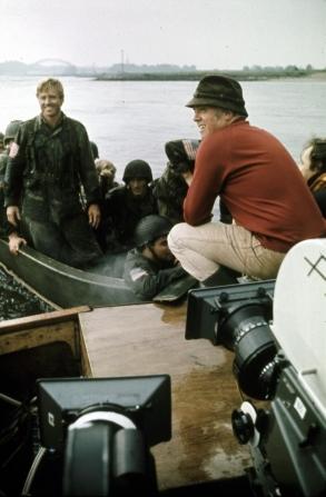 Richard Attenborough, Robert Redford