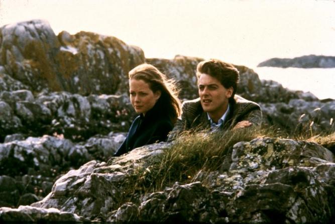 Jenny Seagrove, Peter Capaldi