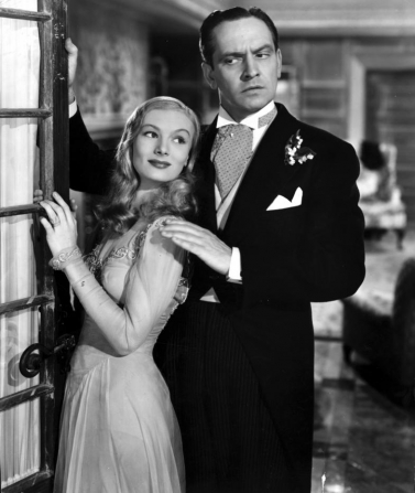 Veronica Lake, Fredric March