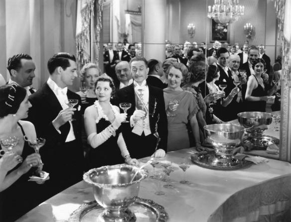 Cary Grant, Sylvia Sidney