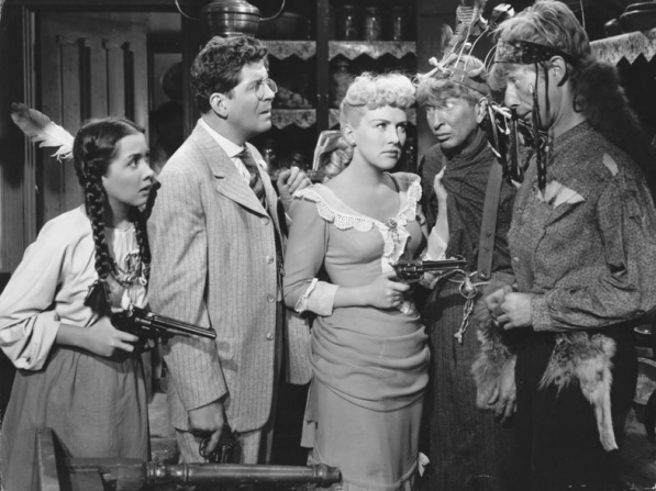 Betty Grable, Rudy Vallee, Olga San Juan, Sterling Holloway, Danny Jackson