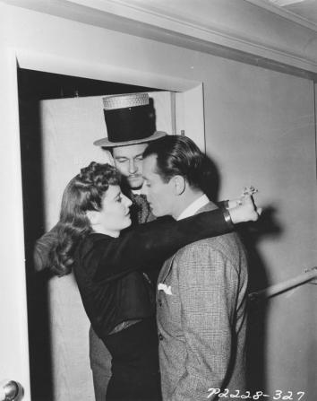 Henry Fonda, Barbara Stanwyck, Preston Sturges