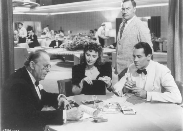 Henry Fonda, Barbara Stanwyck, Charles Coburn