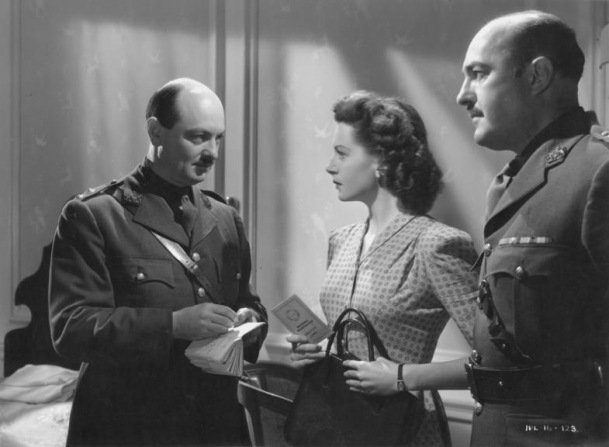 Tom Macaulay, Garry Marsh, Deborah Kerr