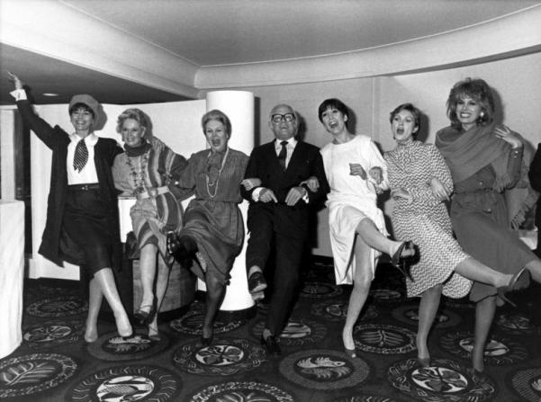 Richard Attenborough, Nanette Newman, Tippi Hedren, Sheila Sim, Anita Harris, Fiona Fullerton, Joanna Lumley