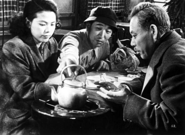 Miki Odagiri, Akira Kurosawa, Takashi Shimura