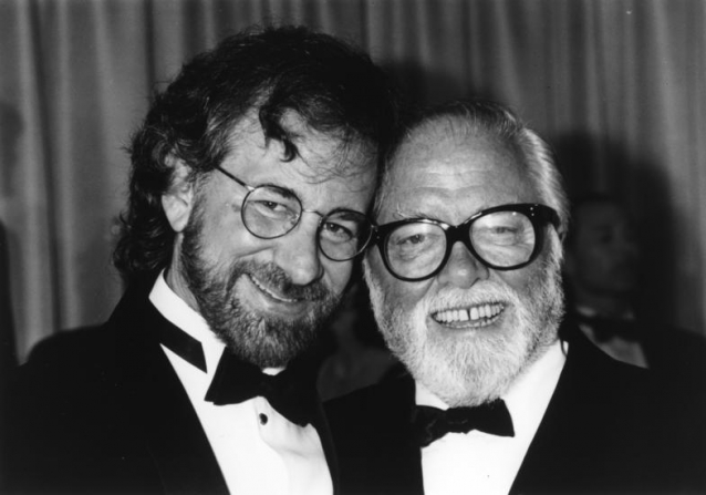 Richard Attenborough, Steven Spielberg