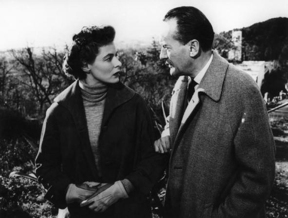 Ingrid Bergman, George Sanders