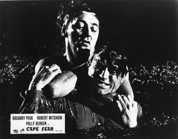 Robert Mitchum, Gregory Peck