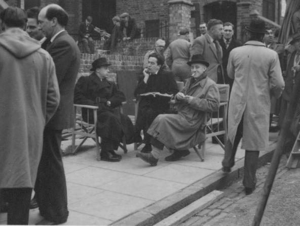 Peter Sellers, Alec Guinness, Herbert Lom