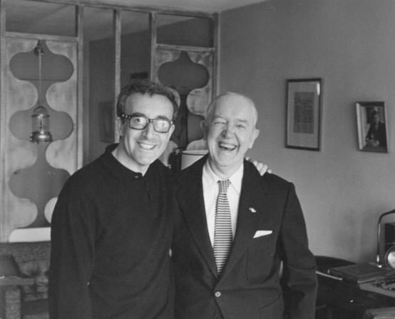 Peter Sellers, Stan Laurel