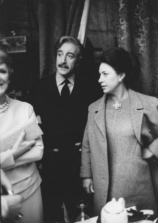 Peter Sellers, Princess of Great Britain Margaret