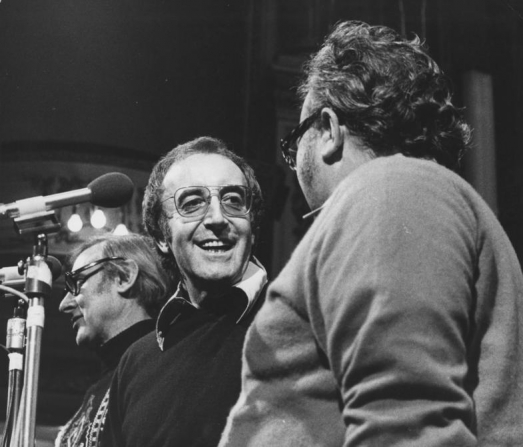 Peter Sellers, Spike Milligan, Harry Secombe
