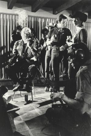 John Huston, Oja Kodar