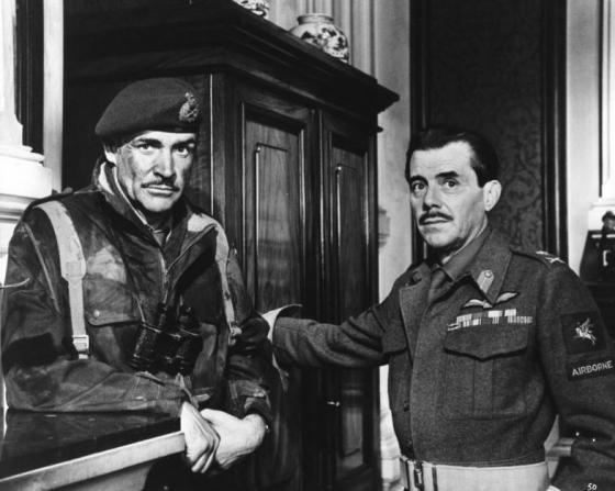 Sean Connery, Dirk Bogarde