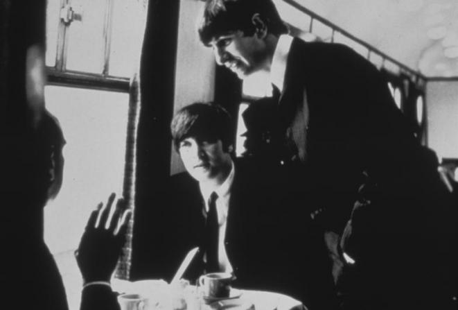 John Lennon, Ringo Starr